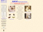 AROO Bio Security Service
