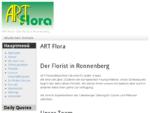 ART Flora - Startseite
