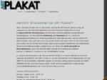ART-PLAKAT Oldenburg | Willkommen Ole West signiert 30. 11. 2013