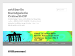 art4berlin Kunstgalerie OnlineSHOP - grossformatige, moderne Kunst, Malerei, Bilder