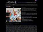Le marathon vu par un peintre marathonien, the art of running made in France