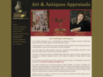 Art and Antiques Appraisals is an independent art advisory and valuation business working with expertise from the auction, gallery and academic worlds.