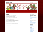 Artbox Irja | Irja Aro-Heinilä