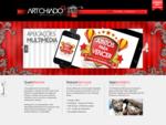 ArtChiado | Design Gráfico | Packaging | Web Design | Aplicações Multimédia | 3D | Estratégias ...