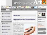 Siti Web - ArtCommunications