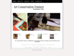 Art Conservation Framers - Home Page