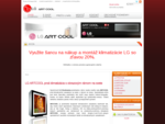 ARTCOOL - LG klíma, klimatizácie, montáž klimatizácií