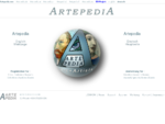 ARTEPEDIA | Art encyclopedia | Kunstlexikon | Art | Kunst | Artist | Kuenstler | Art-News |