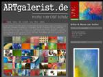 ARTgalerist. de Das Kunstportal, Kunst Kultur online, Künstler, Kunstausstellungen Galerien für ...