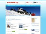 Artic-Freetec Oy, Rovaniemi. Yhtiön toimiala on vapaa-aikatekniikan myynti, huolto ja korjaus sek