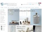 Scandinavian Design Gifts Home Accessories | Artic Design
