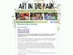 start Art in the Park Sheffield