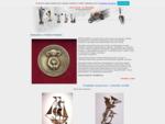 Statuetki z metalu Artistic Dreams
