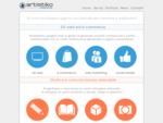 Creazione siti web e e-commerce, grafica aziendale pubblicitaria, marketing e consulenza di stampa ...