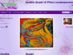 Vendita Quadri olio dipinti vendita quadri online Pittori contemporanei Galleria d Arte artisti - ...
