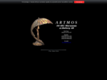 A R T M O S   podstawy do lamp witrażowych   dekoracyjne wyroby mosiężne