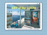 Art of the Loom Είδη λαϊκής τέχνης στη Σαντορίνη