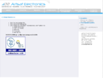 ArtSat Electronics Ηλεκτρονικές Ηλεκτρολογικές Εφαρμογές