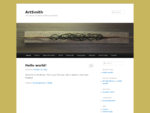 ArtSmith | The artwork of Wayne Smith Visual Artist
