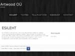 Artwood OÜ   artwood
