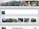Aruncauto - O seu concessionário Toyota - Aruncauto - O seu concessionário Toyota