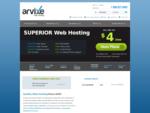 Web Hosting | Shared Hosting | Website Hosting by Arvixe