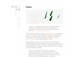 arw | PR | ariane weber