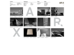 Created in 1991 by Nuno Mateus and José Mateus, ARX is a Lisbon based portuguese architectural office for contemporary architecture