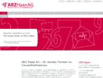 ARZ Haan AG – Ihr starker Partner im Gesundheitswesen | ARZ Haan AG