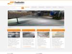 ASX Fussboden | Bodenbeläge, Industrieböden, Bodenbeschichtung