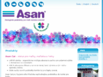 Ekologická podstielka pre mačky a ostatné domáce zvieratá - produkty | ASAN-CZ s. r. o.