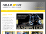 GBAR Asbestos Removals | Creating a safer future for Australia