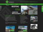 Welcome to Ascent Building Solutions, Roofing, Rain Water Collection - Asbestos Removal