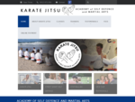 Karate Jitsu 8211; Academy of Self Defence Martial Arts