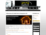 Asfalt Nord Bergvärme AB | asfaltering | energiborrning | bergvärme | Skellefteå | Piteå