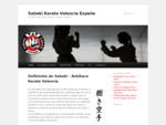 Sabaki Karate Valencia España | Escuela Karate Estilo Sabaki en Valencia España