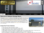 Ashton Architectural Garage Doors
