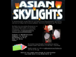 Grosshandel, Importeur asiatischer Leuchtballons, Skyballons, Himmelslaternen, Wunschlaternen,