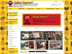 Klein- en groothandel oosterse decoratie en polyester figuren - Asian Import