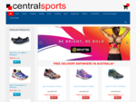 Sport shoes, asics footwear, fitness, best price SKINS and free delivery from Central Sports.