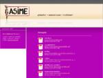 Shop - Asime - Ihr Lieferant für Maniokmehl, Bananenmehl, Ingwerraspel