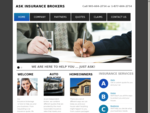 ASK Insurance Brokers Inc.