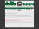 Refugio PATAN para perros abandonados  en Almeria, Vera, que pone a su disposición servicios com...