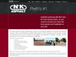 Perth039;s 1 - NK Asphalt - Perth WA, Western Australia