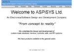 ASPiSYS Ltd.