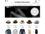 astridgoesorganic. com - Modebutik med ekologiska kläder