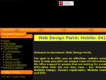 Web Design Perth Mobile 0412 913 193
