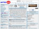 AstroVox - Ερασιτεχνική Αστρονομία στην Ελλάδα