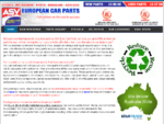 ASV Euro Car Parts - European Auto Spares
