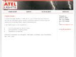 Atel Lights - Κονσόλες Φωτισμού, Επαγγελματικοί Ενισχυτές Ισχύος, Τροφοδοτικά Lead, Φωτισμός